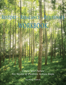 Rebalance ~ Restore ~ Rejuvenate: Workbook (PDF Download)