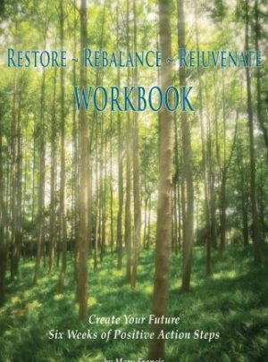 Rebalance ~ Restore ~ Rejuvenate: Workbook (PDF Download)